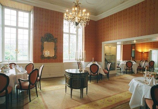 Hotel Schloss Wilkinghege: Restaurant