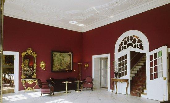 Hotel Schloss Wilkinghege: Lobby