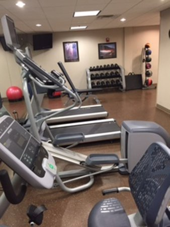 Mankato, MN: Fitness Center Includes Free Weights