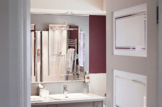 Gretna, UK: Ailsa Suite Bathroom