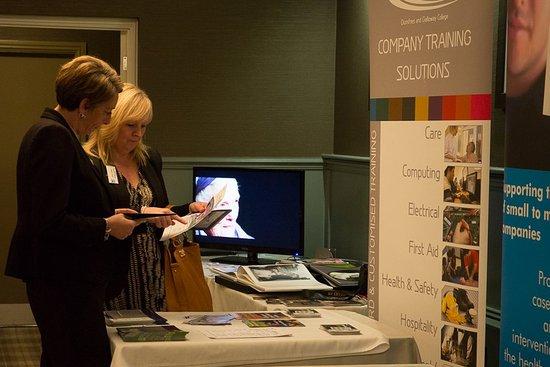 Gretna, UK: Business Venue