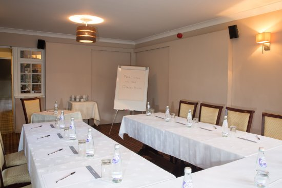Gretna, UK: Meeting room