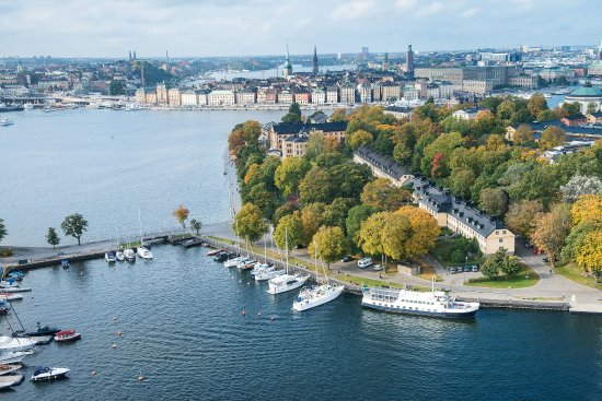 Hotel Skeppsholmen: Local Area