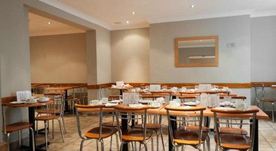Lords Hotel: Restaurant