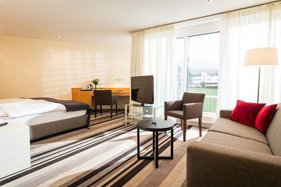 Triesen, Λιχτενστάιν: Four bed room