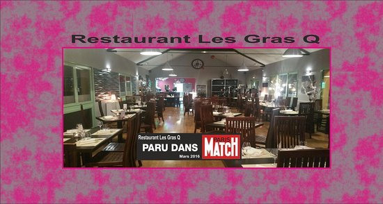 restaurant les gras q dans cons la grandville avec cuisine fran aise. Black Bedroom Furniture Sets. Home Design Ideas