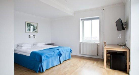 Nyköping, السويد: Twin Room