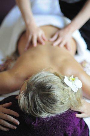 Falmouth, UK: Massage