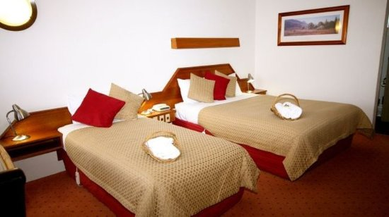 Rutherglen, Australia: Standard Twin Room