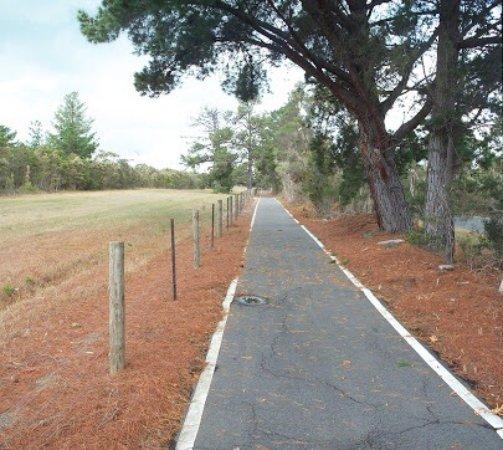 Balnarring, Australia: Western Port Bay Trail