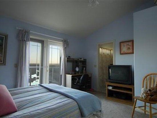 Okotoks, Canadá: Guest Room