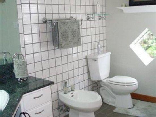 Bryan, Teksas: Guest Room Bath