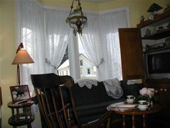 Lowell, Vermont: Interior -OpenTravel Alliance - Lobby View-