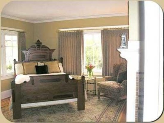 The Willows Inn: Guest Room