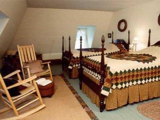 วูนซอกเกต, โรดไอแลนด์: Guest Room