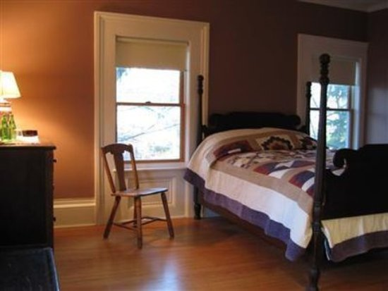 Scottsville, NY: Guest Room