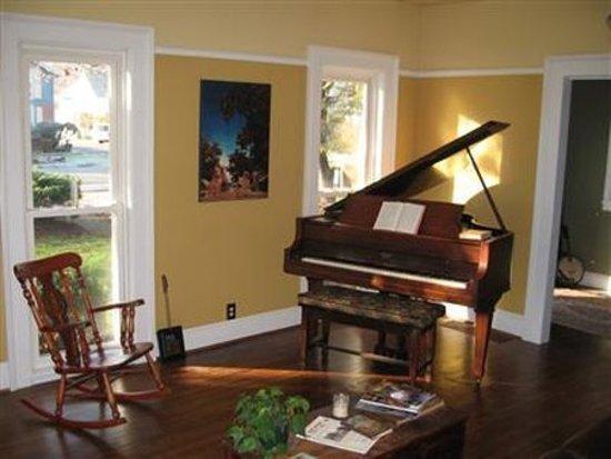 Scottsville, NY: Interior Lobby