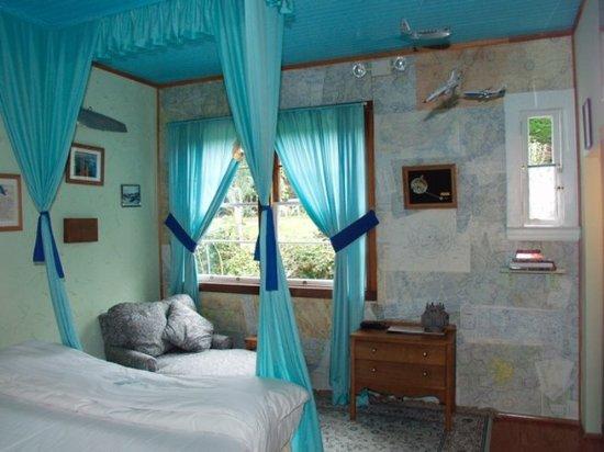 Montara, CA: guest room