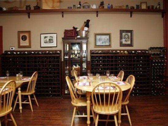 Stanardsville, VA: Interior Dinning Room