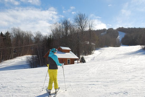Malone, NY: Titus Mountain Ski Area