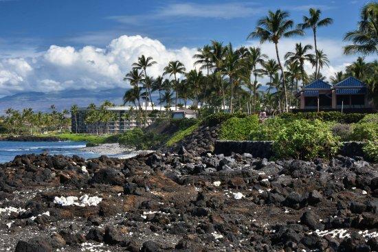 Hilton Waikoloa Village The Non Beach All Coastline In Hawaii Is