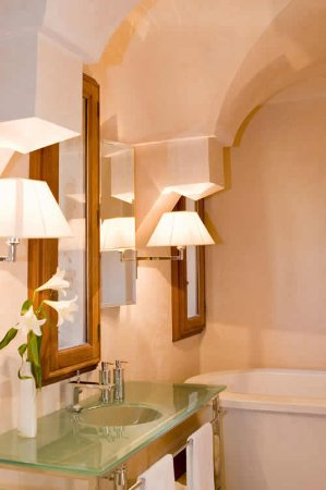 Cala Blava, Spain: Double Room Bathroom