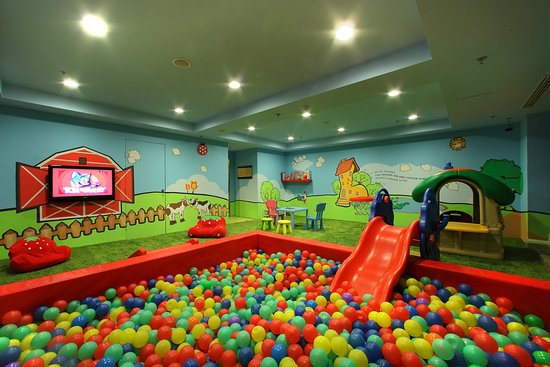 children's playroom, somerset heping shenyang - picture of