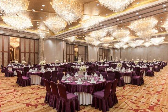 Nanchang, Kina: Wedding Set-up