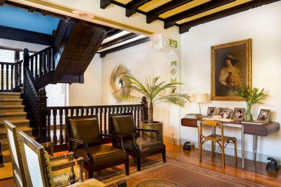 The Aubrey Boutique Hotel: Breakfast Room