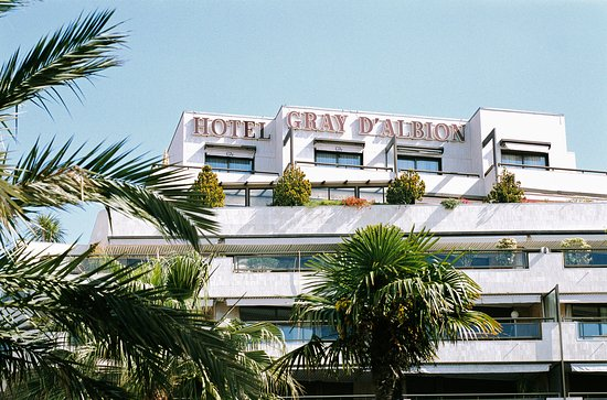 Hotel Barriere Le Gray d'Albion
