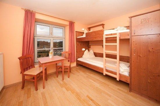 Deutschlandsberg, Austria: Family room