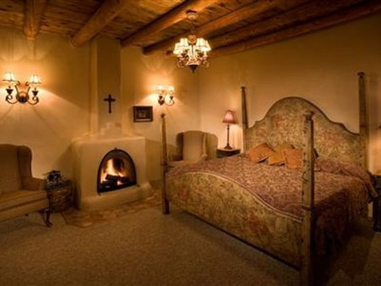 The Historic Taos Inn: Guest Room (OpenTravel Alliance - Guest room)