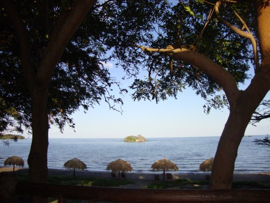 Altagracia, Nicaragua: Spiaggia sul lago