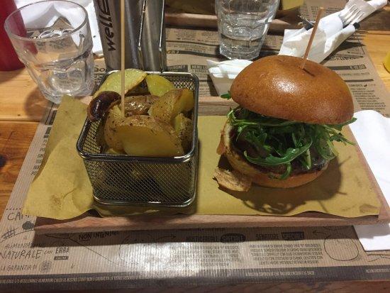 Piazza Della Misura Forli.Welldone Burger Forli Menu Prices Restaurant Reviews Order