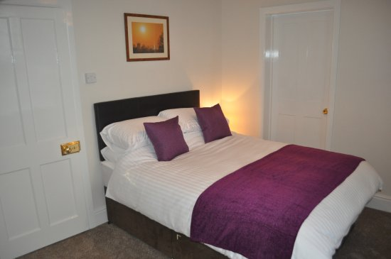 Pershore, UK: Plum Double Room