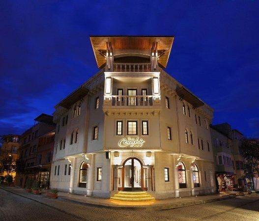 Biz Cevahir Hotel: ExteriorView