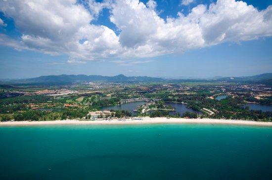 Angsana Laguna Phuket : Panoramic Exterior View