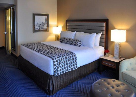 Plainsboro, NJ: King Guest Room
