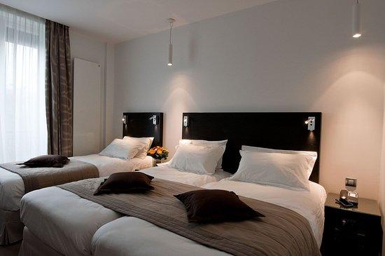 โรงแรมเดวิลลาส: Triple Room Executive