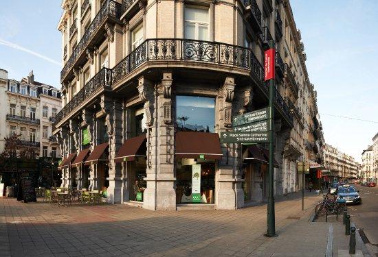 Photo of Soup Place Exki Bourse at Place De La Bourse 2, Brussels 1000, Belgium