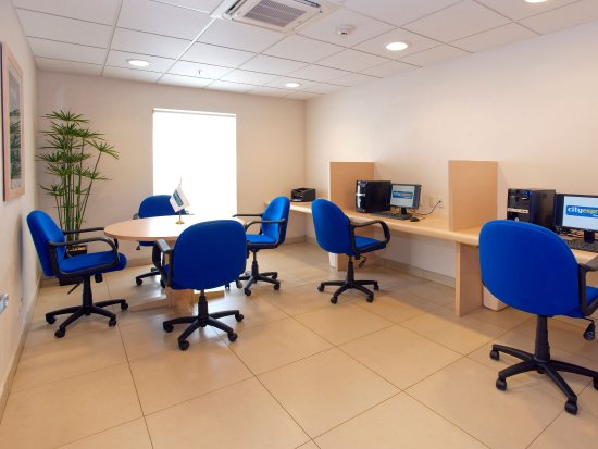 City Express Manzanillo: centro de negocios