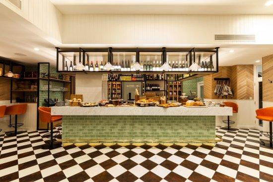 Hotel Indigo London Kensington: Buffet