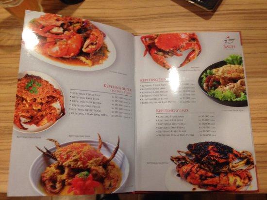 Hasil gambar untuk Sauh Seafood semarang
