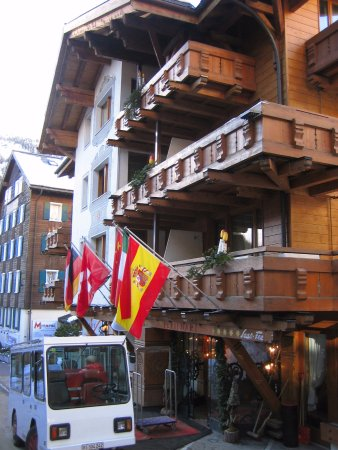 Ferienart Resort & Spa: A L'ARRIVéE