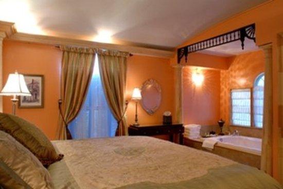 แฮมมอนด์, หลุยเซียน่า: Orleans Suite