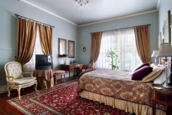 แฮมมอนด์, หลุยเซียน่า: Pompadour Room