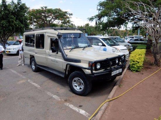 Minnano Safari - Day Tours: サファリカー