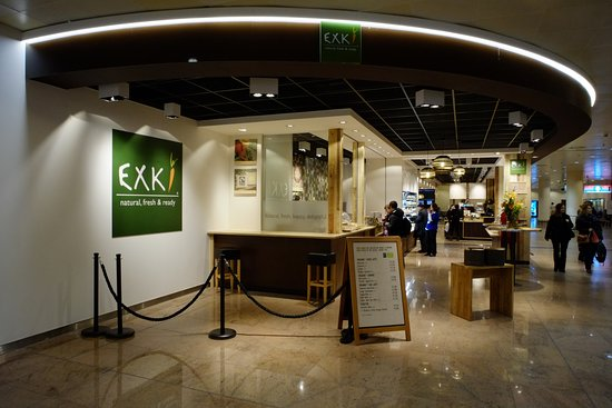 EXKi Brussels Airport