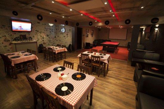 Przezmierowo, Польша: Bar/Lounge