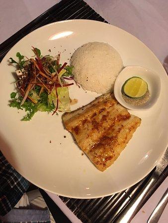 Hai Nam Restaurant: Barracuda